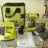 Ryobi 1/2 in. 18-Volt Cordless Compact Drill Kit